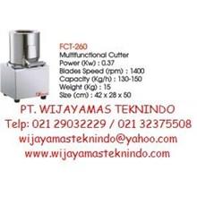 Food Cutter (Mesin Potong Sayur & Buah) FCT-260