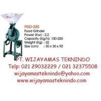 Food Grinder (Mesin Penggiling) FGD-230