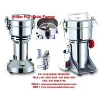 Mesin Penggiling Bumbu-Tepung Miller FCT-Z100 Foma