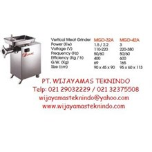 Meat Grinder Machine (Mesin Penggiling Daging) MGD 32A