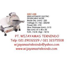 Meat Slicer Electric MSC-HS8 Fomac (Mesin Pengiris Daging)