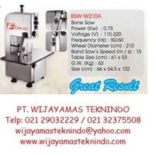 Bone Saw Machine (Mesin Potong Daging Beku) BSW-W210A