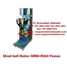Mesin Cetak Bakso MBM-R280 Fomac
