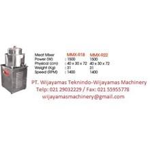 Meat Mixer (Mesin Pengaduk Adonan Bakso) MMX-R18