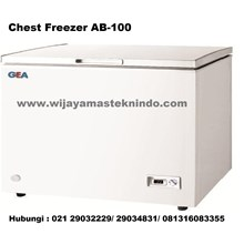 Chest Freezer  -26˚C AB-100 (Kulkas dan Freezer)