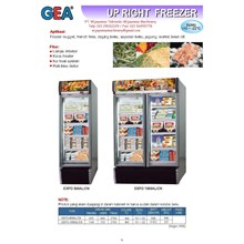 Up Right Freezer (Mesin Pembeku Makanan) EXPO 500AL - EXPO 1000AL