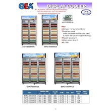 Display Cooler (Mesin Pendingin Minuman) EXPO-800AH-EXPO1050AH