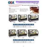 Jual Countertop Cake Showcase (Mesin Pendingin Kue) A-530V-S550A