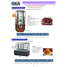 Rotary Cake Showcase (Mesin Pendingin Kue) FG-600L2-B1 - SD-950