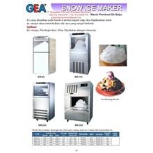 Snow Ice Maker (Mesin Pembuat Es Salju) SM-60 - SM-300
