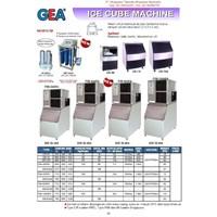 Ice Cube Machine (Mesin Pembuat Es Batu) CR-40 - Bin IB-400 1