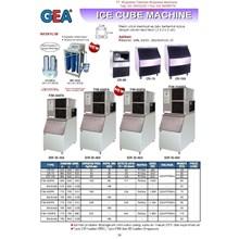 Ice Cube Machine (Mesin Pembuat Es Batu) CR-40 - Bin IB-400