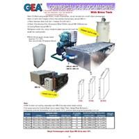 Mesin Pembuat Es Balok MB-10 - MB-100 1