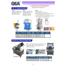 Mesin Pembuat Es Serut ET-200 - TB-158 -WF-A288