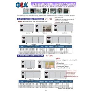 Mesin Pendingin&Pembeku MGCR-120 -MGCF-210