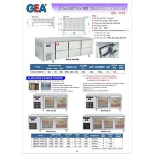 Mesin Pendingin&Pembeku MGCR-180XHHH - MGCR-210S GD