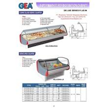 Mesin Pemajang Makanan HELICONIA-RCA HELONIA-LS