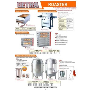 Mesin Pemanggang Daging PR-6211 - JHZ-800
