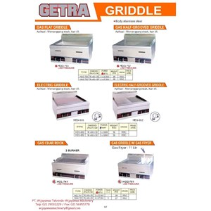 Mesin Pemanggang Makanan HGG-751 - HEG-852