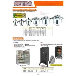 Mesin Pengukus & Pemanggang Makanan C-24 - GSH-B01