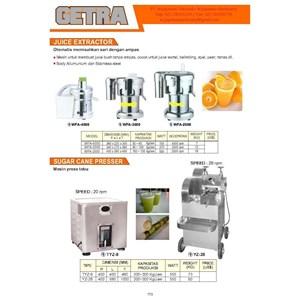 Mesin Pembuat Jus WFA-4000 - YZ-28