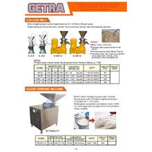 Mesin Penggiling Pasta JM-50 - TSGM-210