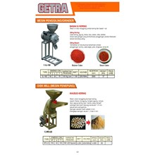 Grinder & Disk Mill 6J-180 - 9FZ-23