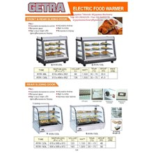 Electric Food Warmer RTR-96L - RTR-160L