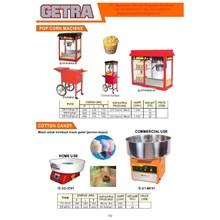 Pop Corn Machine & Cotton Candy ET-POP6A - ET-MF01