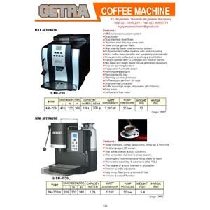 Mesin Kopi Semi Automatic ME-709 - SN-3035L