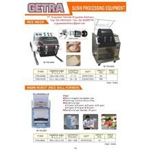 Mesin Pembuat Sushi FTM-MRM - FTN-550R - FTN-SNR