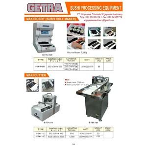 Dari Mesin Pembuat Sushi FTN-HMR - FTN-110 - FTN-140 0