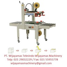 Mesin Segel Atau Mesin Lakban Kardus Semi Automatic Carton Sealer FXJ-6050 Stand Model