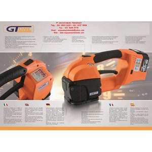 Strapping Machine (Mesin Pengikat) GT ONE