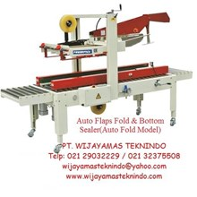 Carton sealer (Mesin Lakban Karton) FX-AT5050 Auto Fold Model