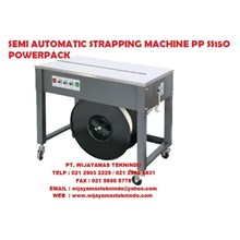 Strapping Machine PP-SS-150 & PP-SS-15L (Mesin Strapping )