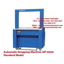 Mesin Warp Atau Pengikat Otomatis Strapping Machine AP-8060 Standard Model