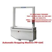 Mesin Warp Atau Pengikat Tali Automatic Strapping Machine PP-120C 1