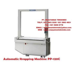 Mesin Warp Atau Pengikat Tali Automatic Strapping Machine PP-120C