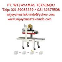 Semi Automatic Carton sealer (Mesin Lakban Karton) AS-123 Top seal Model 1