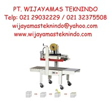 Semi Automatic Carton sealer (Mesin Lakban Karton) AS-123 Top seal Model