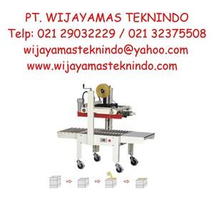Semi Automatic Carton sealer (Mesin Lakban Karton) AS-123 Top seal Model
