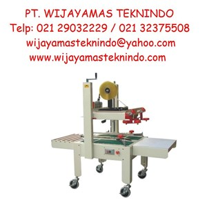 Semi Automatic Carton sealer (Mesin Lakban Karton) AS-223 Double Useful