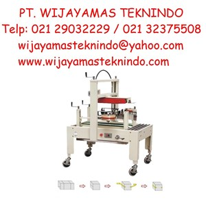 Semi Automatic Carton sealer (Mesin Lakban Karton) AS-423 Auto Fold Model