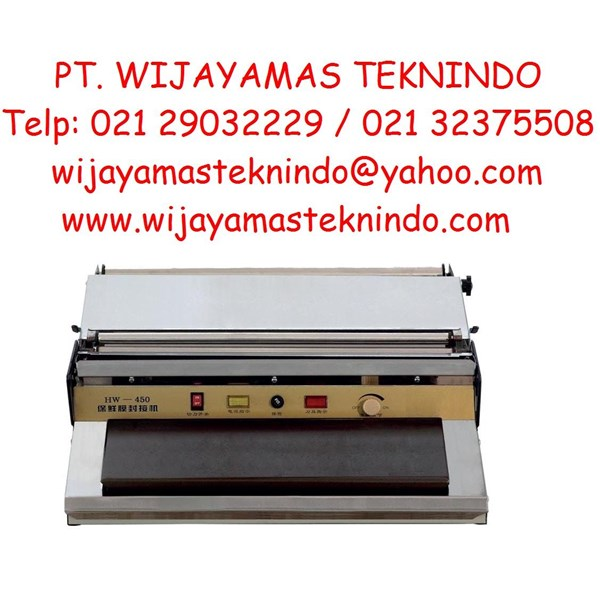 Hand Wrapping Machine  HW-450 (Mesin Wrapping Manual)