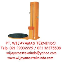 Jual Pallet Stretch Wrapping (Pallet Peregangan Wrapping Mesin) BL-2000B Prestetch model