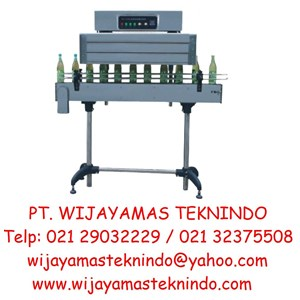 Mesin Penyusut Kemasan Label Shrink Packaging Series BSS-1538C