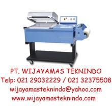 L-Bar Sealer (Mesin Potong Manual) FM-5540 & FM-5540A With Feedout Conveyor