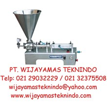 Automatic Filling Machine (Mesin Pengisian Otomatis) DGF-Ointment Filling