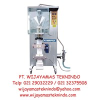 Automatic Liquid Packaging (Mesin Pengisian & Seal) AS-2000P